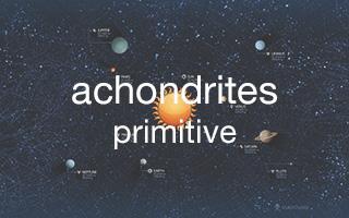 achondrites : acapulcoites - lodranites - ureilites - winonaites - ungrouped